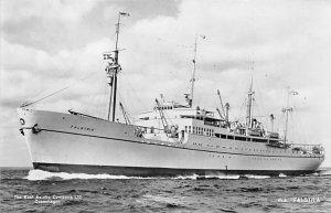 mS Falstria East Asiatic Ship 1963