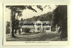 tp8331 - Scotland - The Pinewood Hotel and Grounds, in Callander - Postcard