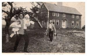 15534  babies delivered by Parcel Post  Exeter NH