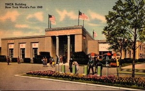 New York World's Fair 1939 The Y M C A Building