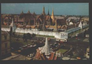 109143 THAILAND BANGKOK Emerald Buddha Temple Old postcard