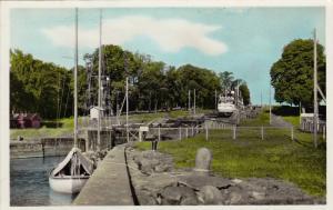 RP, Bergs Slussar, Gota Kanal, Goteberg, Sweden, 1920-1940s