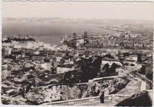RP: Aerial View, Vue Generale, Marseille France
