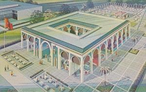 A Bit Of Morocco On Display At The New York Worlds Fair 1964 1965