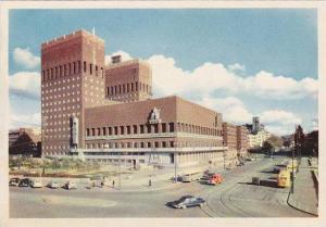 Olso , Norway , 50-70s City Hall