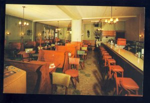 Plymouth, MA/Masschusetts/Mass Postcard, Currier's Restaurant, 1960's?