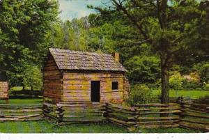 Kentucky Hodgenville Abraham Lincoln's Boyhood Home