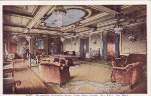 Governors Reception Room Utah State Capitol Salt Lake City Utah