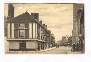 Falcon Hotel , Stratford on Avon, 00-10s