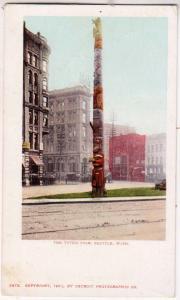 The Totem Pole, Seattle Wash