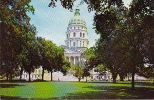 State Capitol Of Kansas Topeka Kansas