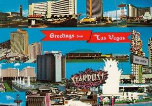 LAS VEGAS , Nevada , 1979 ; Casinos