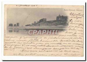 Ault Onival Old Postcard Beach
