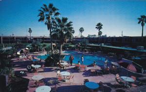 Safari Hotel , SCOTTSDALE , Arizona , 50-60s