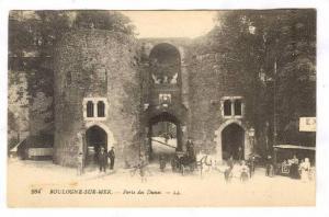 BOULOGNE-SUR-MER, Porte des Dunes, Pas de Calais, France, 00-10s