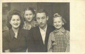 Postcard natural happyness family photo Romania Galati