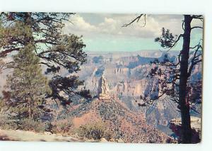 Vintage Postcard Haydens Peak Grand Canyon National Park Arizona  # 2562