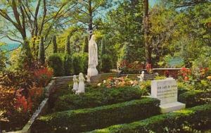 Arkansas Eureka Springs Our Lady Of Fatima Shrine St Elizabeth Church