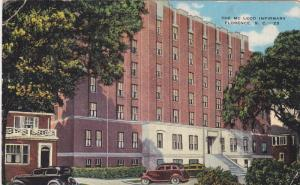 The McLeod Infirmary, FLORENCE, South Carolina, 1930-1940s