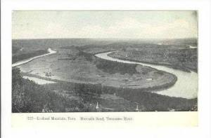 Lookout Mountain, Tennessee. Moccasin Bend, Tennessee River, PU-1908
