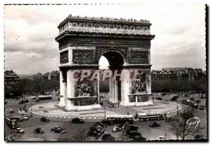 Old Postcard Paris And Its Wonders Place and & # triumph 39Arc