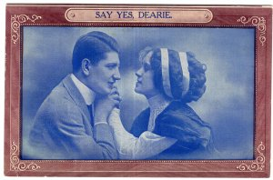 Say Yes, Dearie