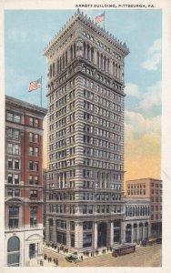 PITTSBURGH, Pennsylvania, 1910-20s; Arrott Building