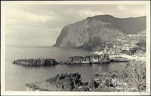 portugal, MADEIRA, Cabo Girão (ca. 1930) RPPC