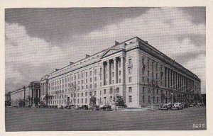 Washington DC Department Of Justice Building Dexter Press Archives