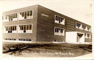MI - Mount Pleasant. Central Michigan College Library.      *RPPC