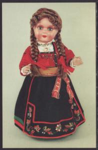 Traditional Costume,Norway