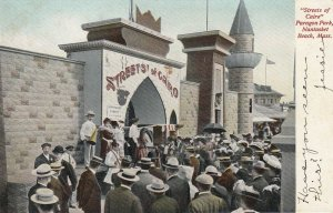 NANTASKET BEACH , Massachusetts , 1900-10s ; Streets of Cairo, Paragon Park