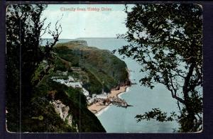 Clovelly From Hobby Drive,England,UK