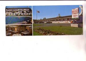 Sunny King Motel, Cornwall, Prince Edward Island, Advertising