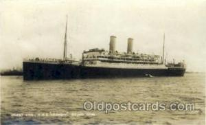 R.M.S. Oronsay Orient Line Ship Postcard Post Cards  R.M.S. Oronsay