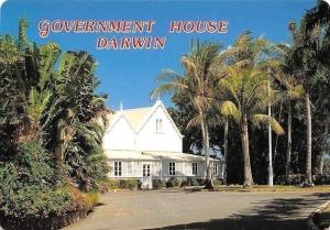 Australia Darwin, N.T. Government House Maison