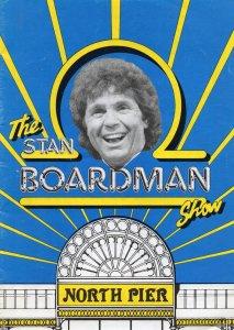 Stan Boardman ITV The Comedians Bobby Crush Blackpool Theatre Programme