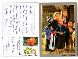 CPM THAILAND-Meo Hilltribe young Children North Thailand (334777)