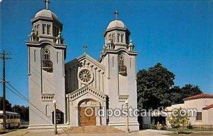 St Paul's Catholic Church Winnemucca, Nevada, USA Unused