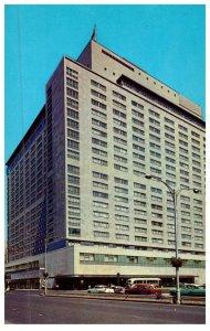 Canada Montreal ,  The  New Queen Elizabeth Hotel