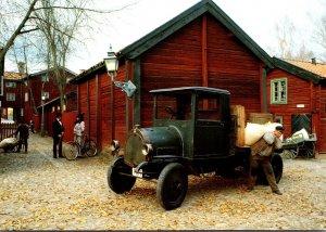 1919 Scania-Vabis Typ CLc Truck