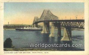 Jacques Cartier Bridge Montreal Canada Unused