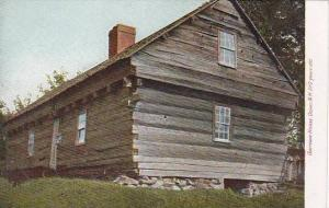 New Hampshire Dover Garrison House 270 Years Old
