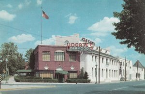 WASHINGTON DC, 50-60s; Hosgate Seafood Restaurant
