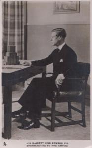 George Hubert Lascelles 3x Real Photo Royalty Postcard s