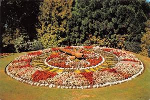 Floral Clock - New Zealand