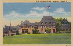 Asheville Country Club House Asheville North Carolina