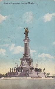 Mexico Juarez Monument Juarez Curteich