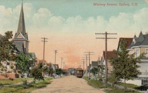 SYDNEY , C.B. , Nova Scotia , Canada , 00-10s ; Whitney Avenue