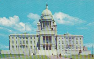 Rhode Island Providence State Capitol Building